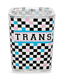 Transgender Shot Glass - 1.8 oz