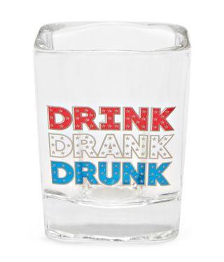 Drink Drank Drunk Shot Glass