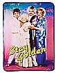 Stay Golden Sherpa Fleece Blanket - The Golden Girls