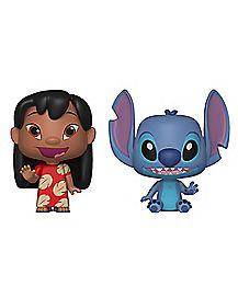 Lilo and Stitch Vynl. Funko Figure 2 Pack - Disney
