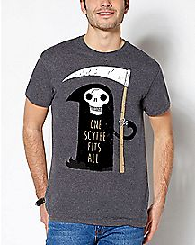 One Scythe Fits All T Shirt