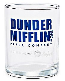Dunder Mifflin Shot Glass 3 oz. - The Office