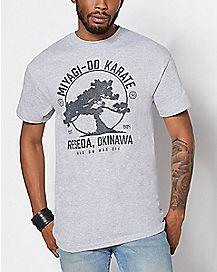 Miyagi-Do Karate T Shirt - Cobra Kai