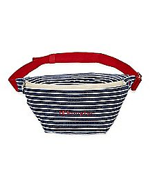 Striped Champion Fanny Pack