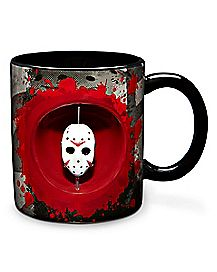 Spinner Jason Friday the 13th Coffee Mug - 20 oz.