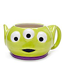Molded Alien Coffee Mug 21 oz. - Toy Story