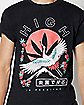 High In Paradise T Shirt