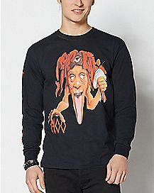 Melting Trippie Redd Long Sleeve T Shirt