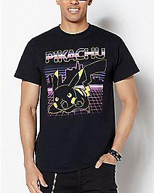 Cartridge Pikachu T Shirt - Pokemon