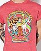 My Imaginary Friends T Shirt - Steven Rhodes