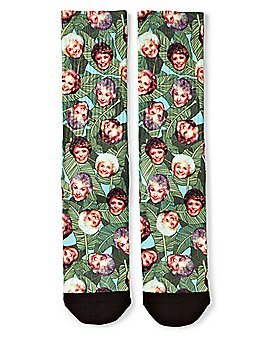 Sublimated Golden Girls Socks