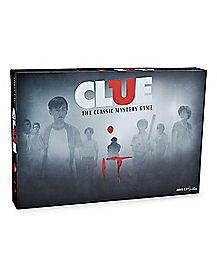 It Clue Board Game