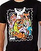 Group Scooby-Doo T Shirt