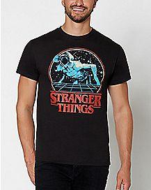 Demogorgon T Shirt - Stranger Things