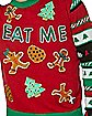 Eat Me Gingerbread Ugly Christmas Sweater