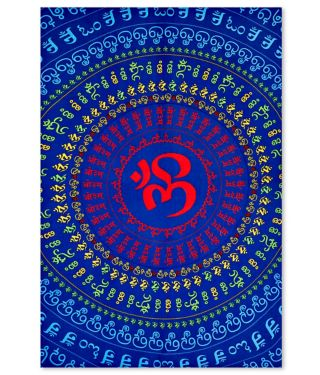 ohm tapestry