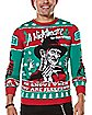 Freddy Krueger Ugly Christmas Sweater - A Nightmare on Elm Street