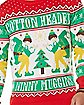 Cotton Headed Ninny Muggins Ugly Christmas Sweater - Elf