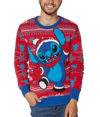 Stitch Ugly Christmas Sweater