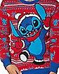 Red Santa Stitch Ugly Christmas Sweater - Disney