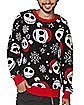 Jack Skellington Ugly Christmas Sweater - The Nightmare Before Christmas