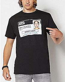 Security Badge T Shirt – The Office