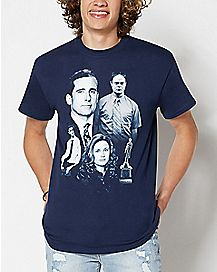 The Office Collage T Shirt