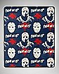 Friday the 13th Reversible Blanket