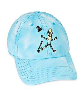 Rick and Morty Mr. PoopyButthole Dad Hat