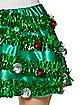 Tinsel Ugly Christmas Skirt