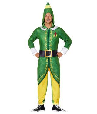 Elf Pajama Costume