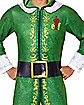 Adult Buddy the Elf Union Suit - Elf
