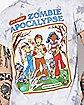 Zombie Apocalypse T Shirt - Steven Rhodes