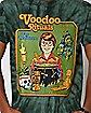 Tie Dye Voodoo Rituals T Shirt - Steven Rhodes