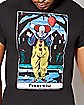 Tarot Card Pennywise T Shirt - It