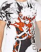 Bakugo T Shirt - My Hero Academia