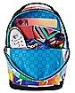 Multicolor Camo Emote Backpack - Fortnite