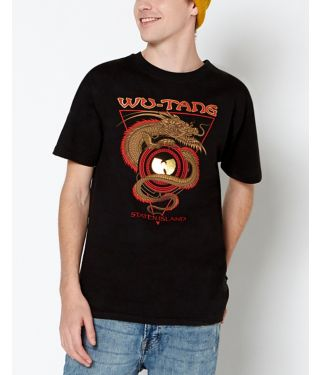 Staten Island Wu Tang T Shirt