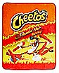 Flamin' Hot Cheetos Fleece Blanket