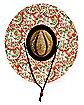 Tie Dye Rasta Leaf Lifeguard Hat