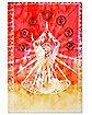Yoga Woman Tapestry