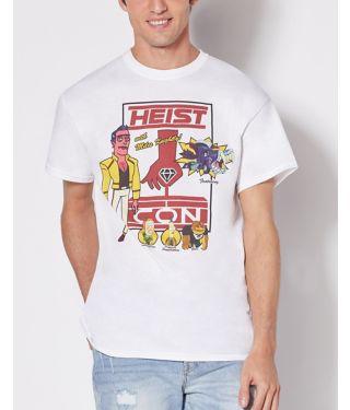 Heist Con T Shirt
