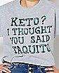 Keto Taquito T Shirt