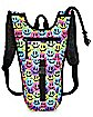 Melting Smiley Face Hydration Backpack