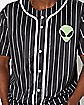 Strung Out Alien Button Down Jersey