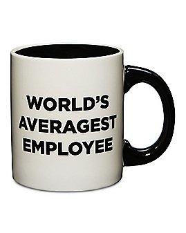 World's Averagest Employee Coffee Mug - 20 oz.
