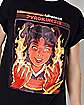 Advanced Pyrokinesis T Shirt - Steven Rhodes
