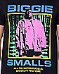 Neon Biggie Smalls T Shirt