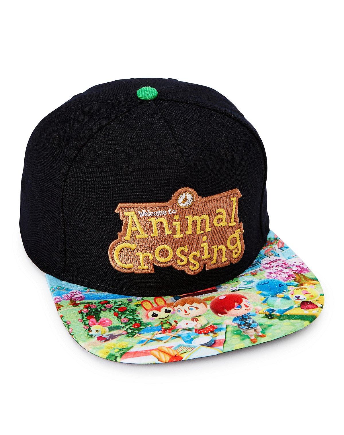 Animal Crossing Snapback