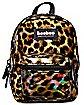 Leopard Booboo Mini Backpack - 6 Inch